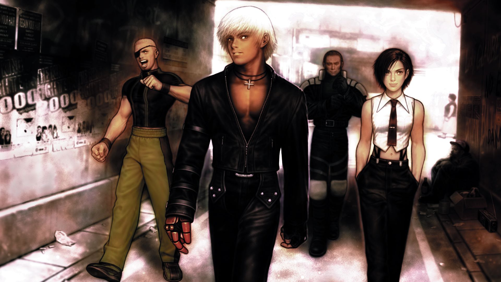 ACA NEOGEO THE KING OF FIGHTERS 2000 disponible para Xbox One