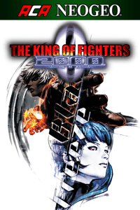 ACA NEOGEO THE KING OF FIGHTERS 2000