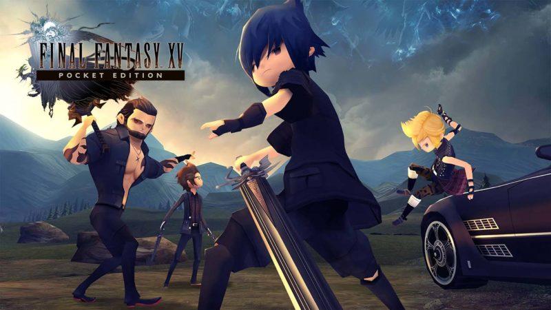 Final Fantasy XV Pocket Edition ya disponible para Windows 10 PC