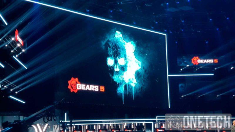 Gears of War 5 ya es una realidad y es sorprendente [E3 2018]