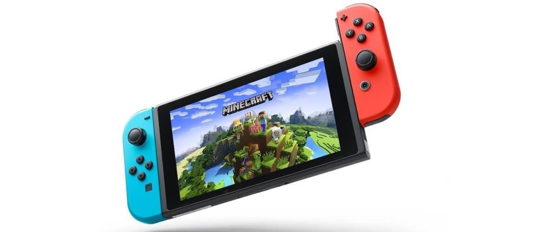 Minecraft en Nintendo Switch