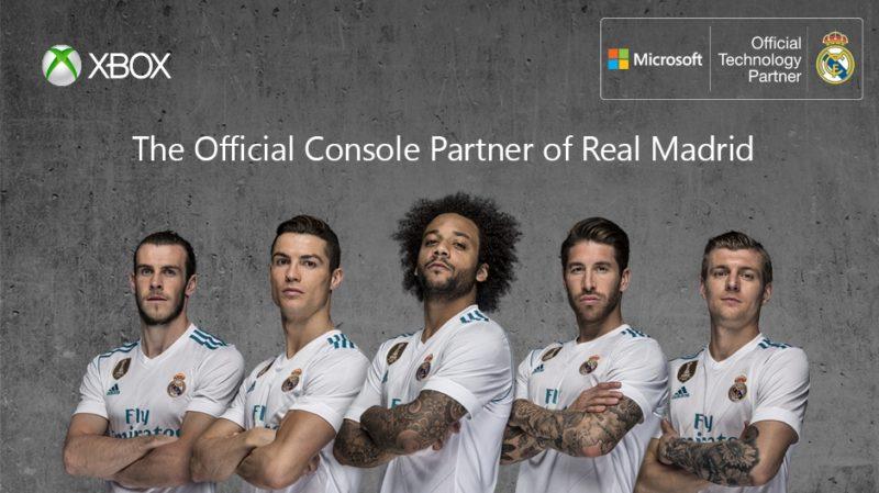 El Real Madrid lanza un anuncio de Sea of Thieves en redes sociales