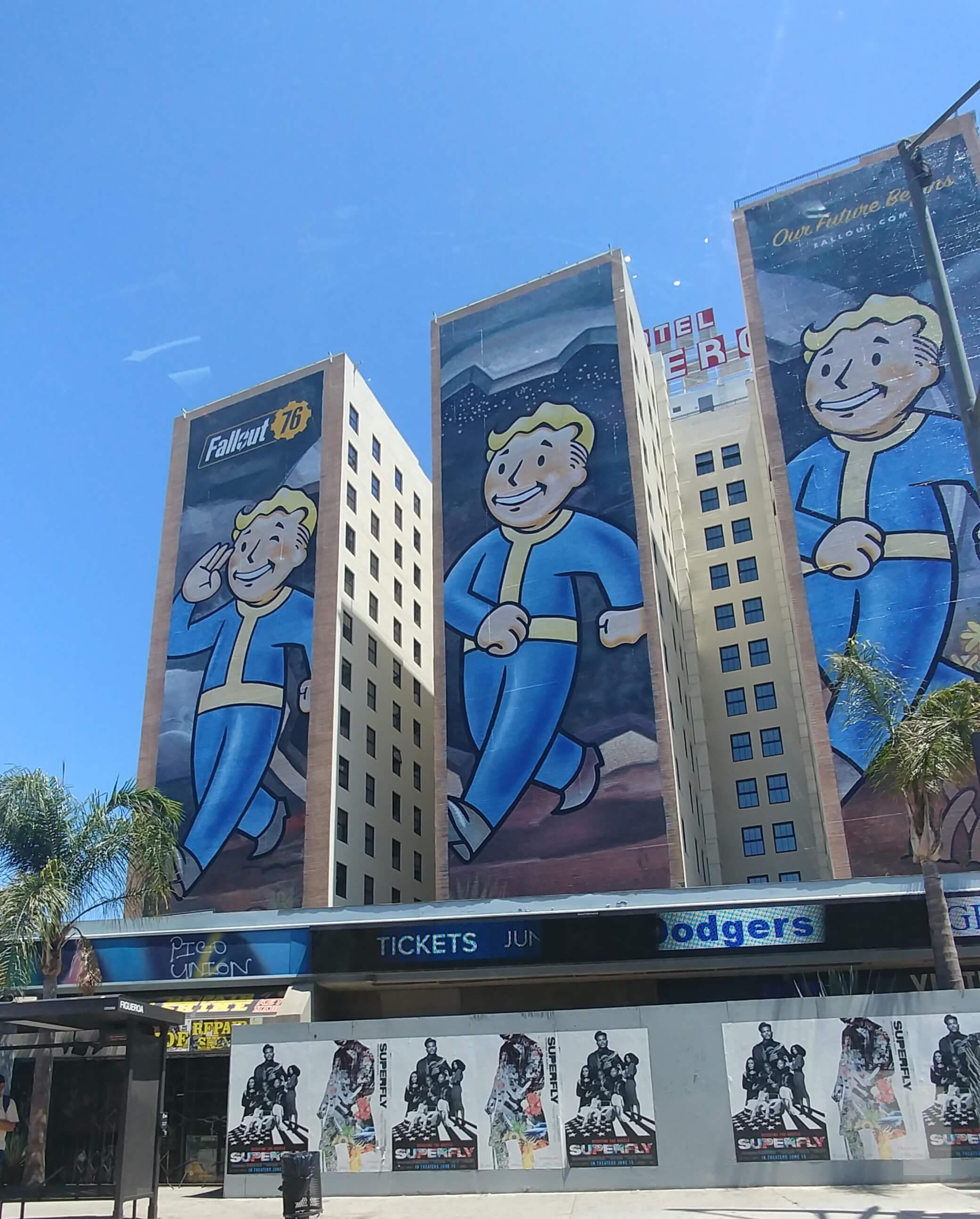 Ya tenemos el nuevo trailer de Fallout 76 [E3 2018]
