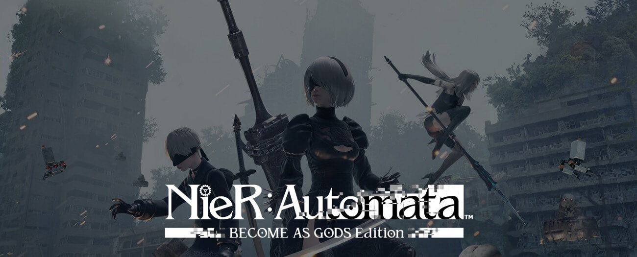 NieR:Automata BECOME AS GODS Edition ya está disponible para Xbox One