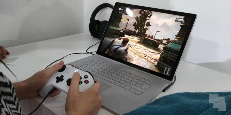 Surface Book 2, primeras impresiones como dispositivo Gamer