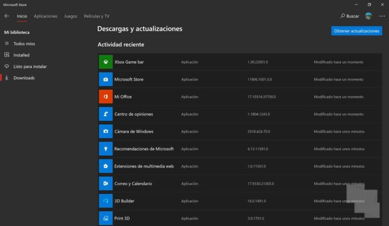 La Tienda de Microsoft se actualiza remodelando la sección