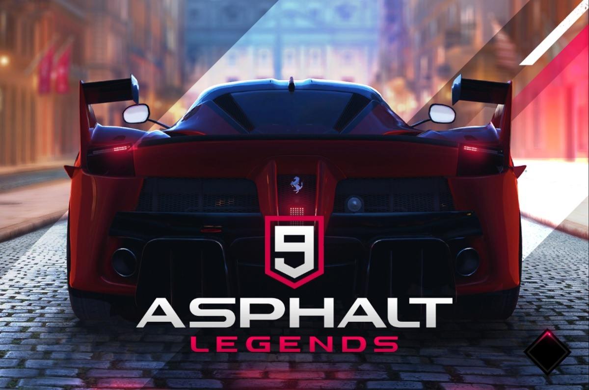 Asphalt 9 Leyendas El Nuevo Juego De Gameloft Para