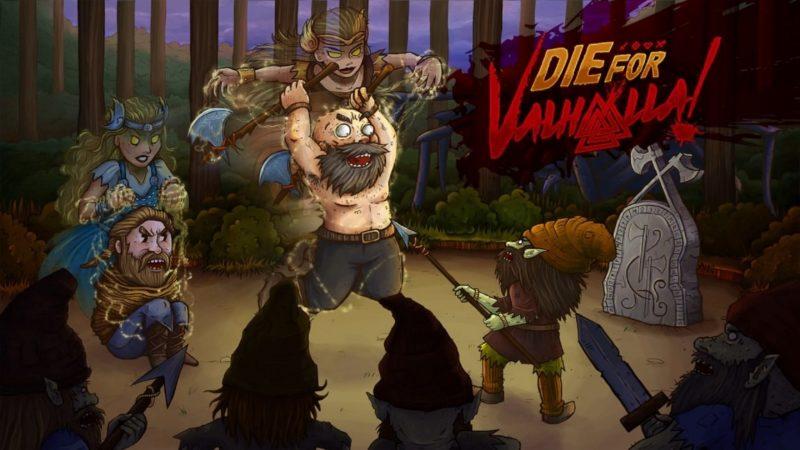 Die for Valhalla!, nuevo título Xbox para Windows 10