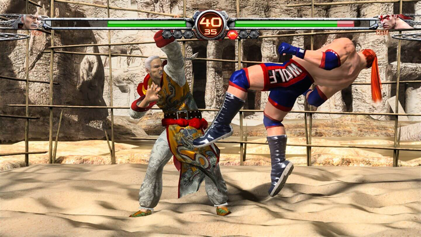 Assault Android Cactus y Virtua Fighter 5 Final Showdown ya disponibles con los Games with Gold