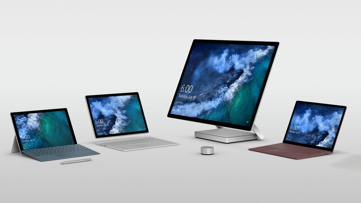 MIcrosoft anuncia un nuevo dispositivo Surface que podría llegar mañana