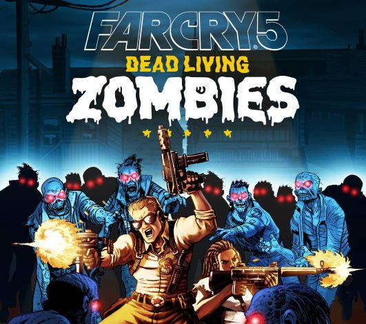 ¡Preparate! mañana llega Far Cry 5: Dead Living Zombies