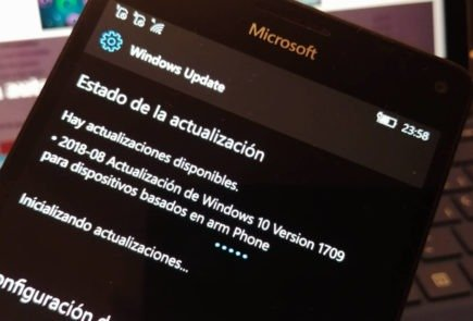 Windows 10 Mobile Build 15254.527