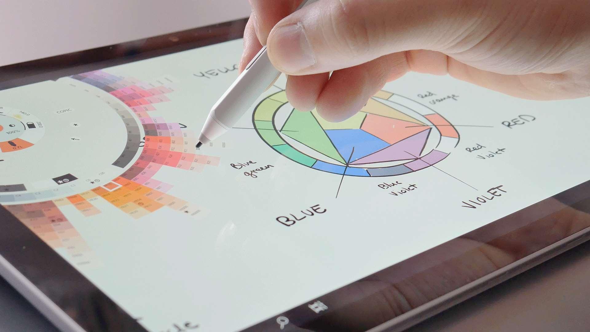 Concepts, la conocida App de diseño para iPad llega a Windows 10