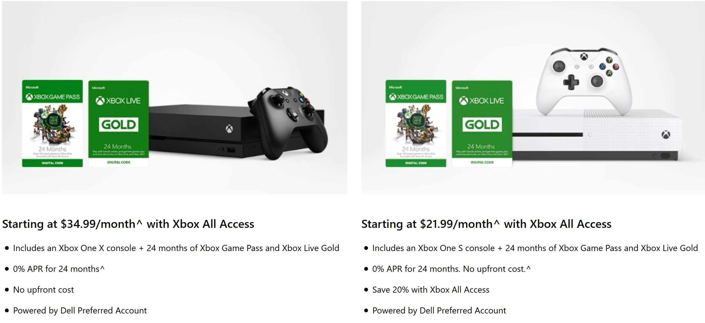 Xbox All Access se anuncia anticipadamente [Ya es oficial]