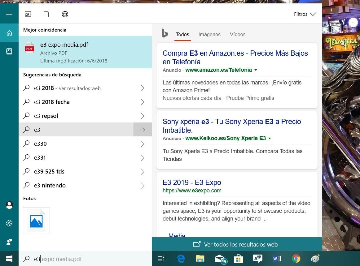 La nueva interfaz de Cortana comienza a llegar a todos los usuarios