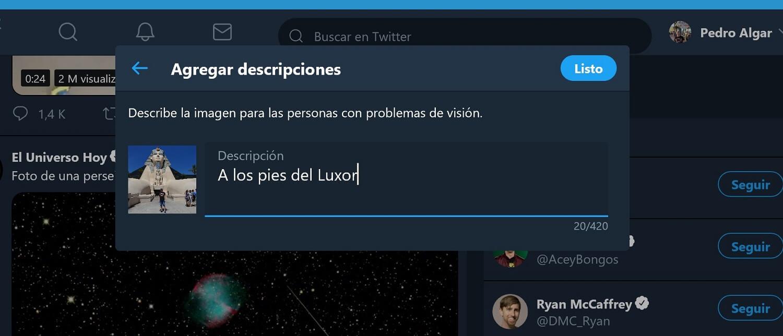 Twitter PWA ya soporta la Linea de Tiempo de Windows 10