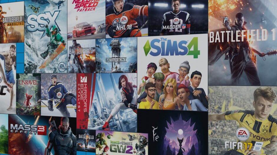 El nuevo Hub de EA Access ya está disponible para los Xbox Insiders