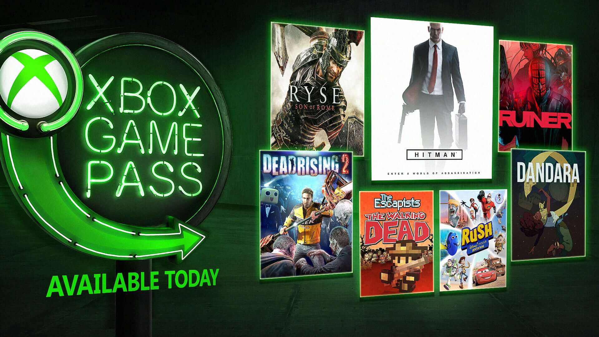 Estos son los juegos que se unen a Xbox Game Pass en Agosto