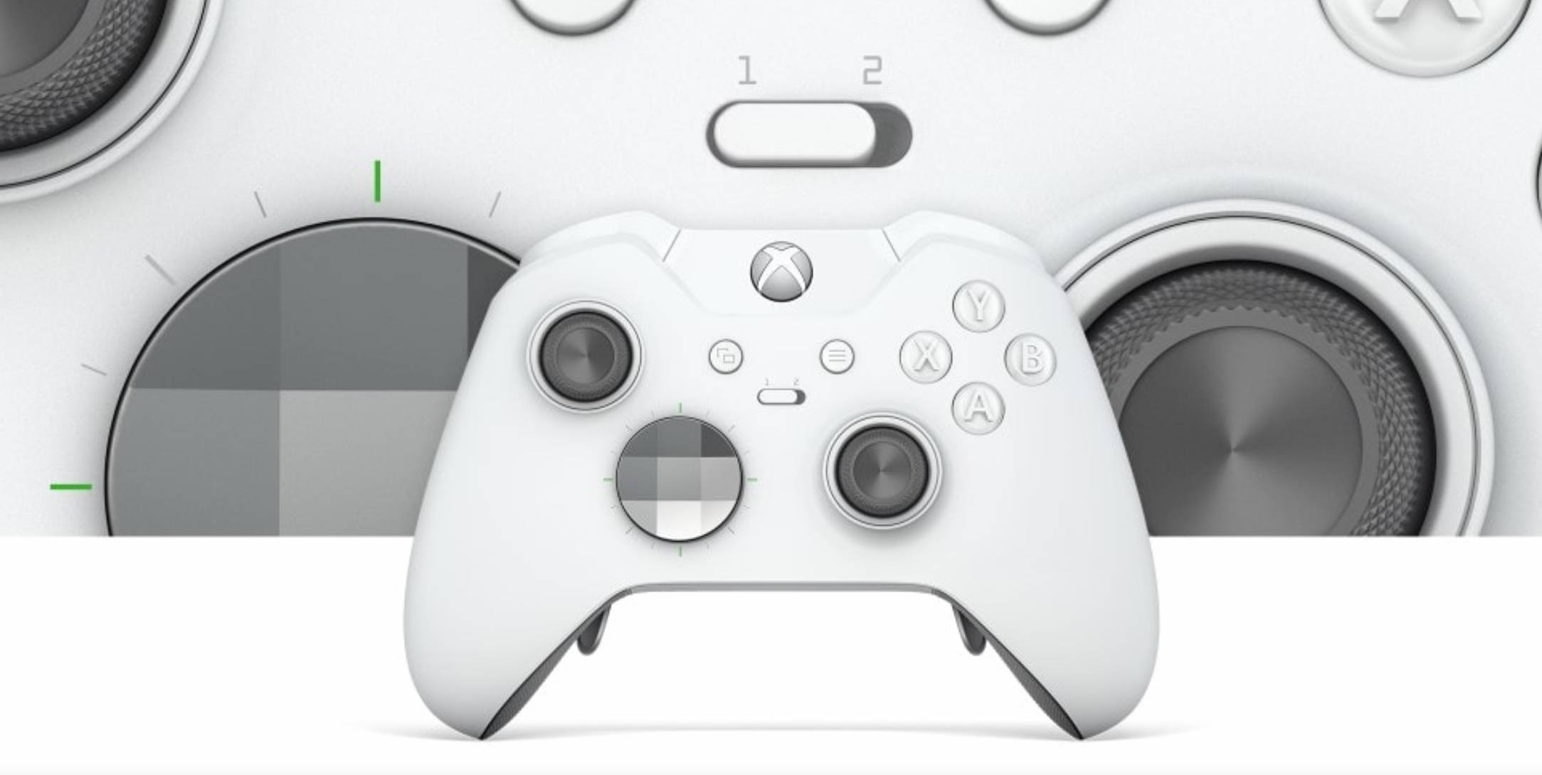 Xbox Elite White Special Edition