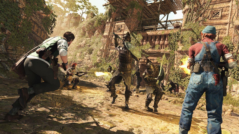 Strange Brigade, el nuevo juego de Rebellion para Xbox One