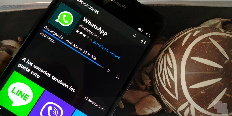 whatsapp windows