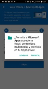 Microsoft Apps para Android se actualiza añadiendo Your Phone