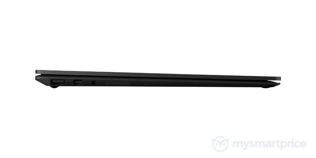 El nuevo Surface Laptop podría llegar también en negro