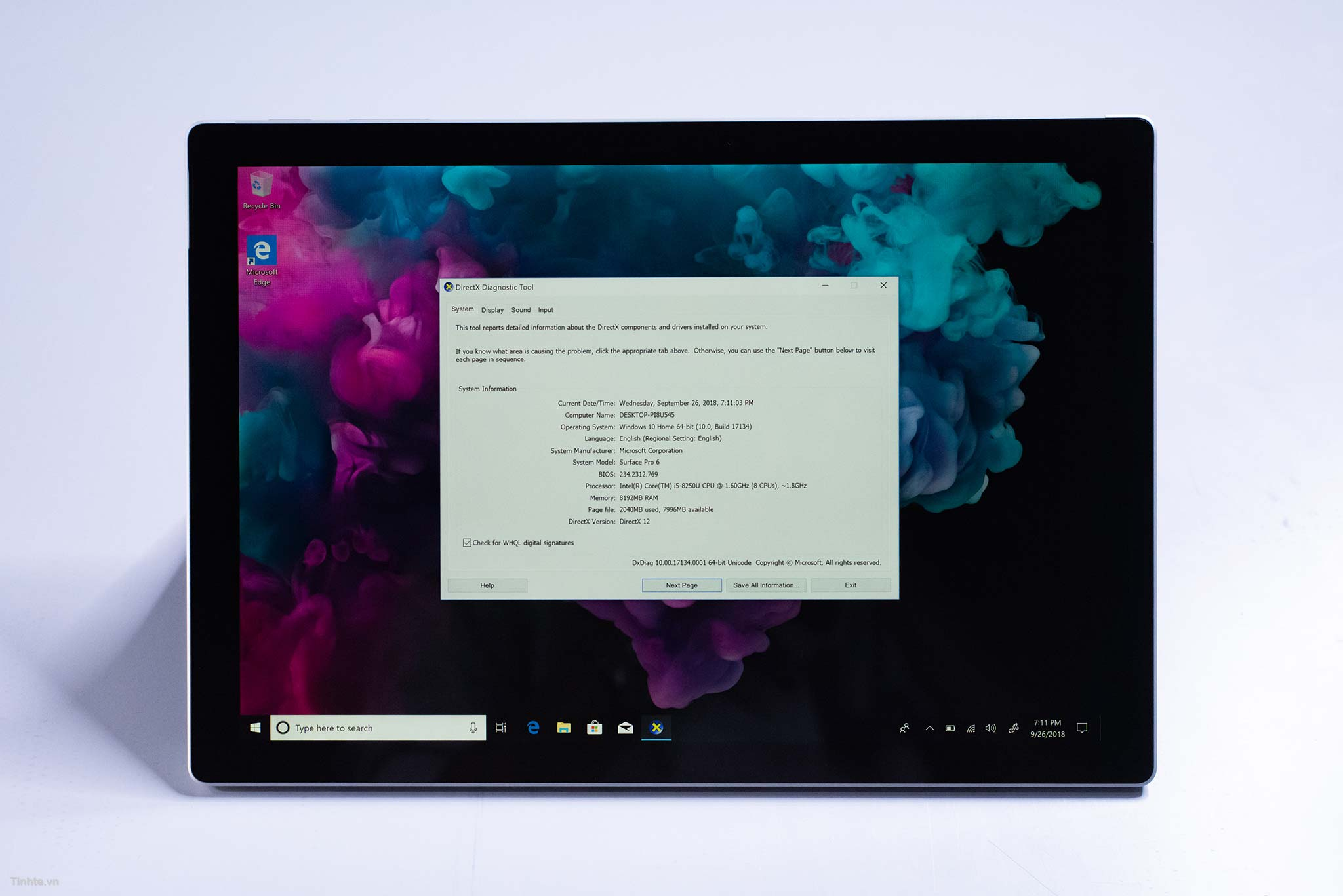 Posible Surface Pro 6 aparece en video sin apenas novedades [Fake]