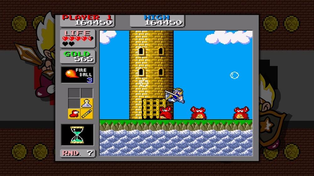 Descarga gratis Livelock y Sega Vintage Collection: Monster World con Xbox Live Gold