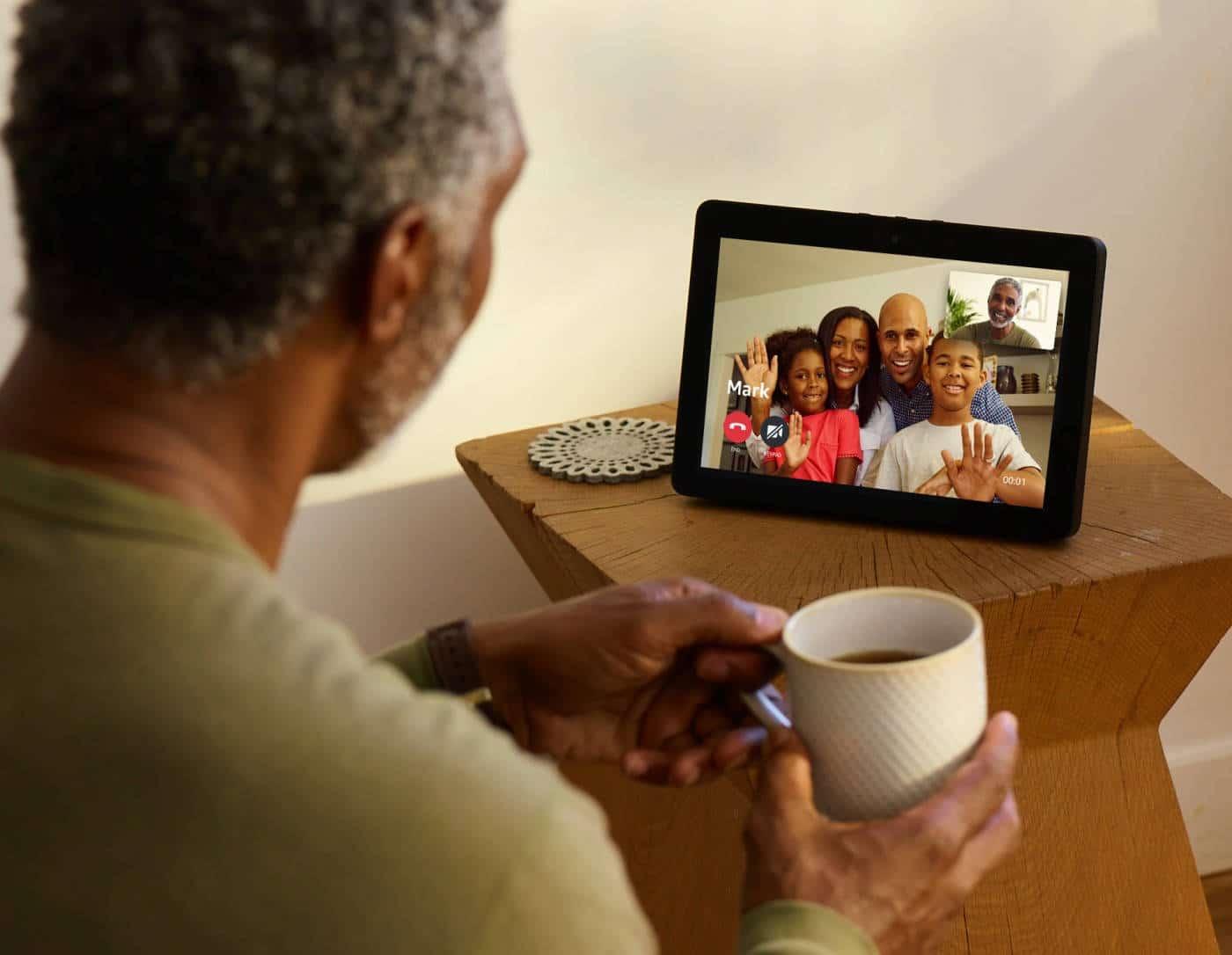 Podrás usar los Amazon Echo para hacer llamadas de Skype