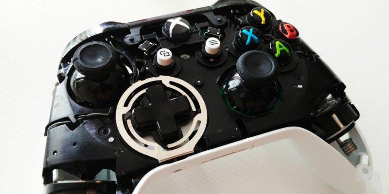 Como cambiar el Stick de un mando Xbox One