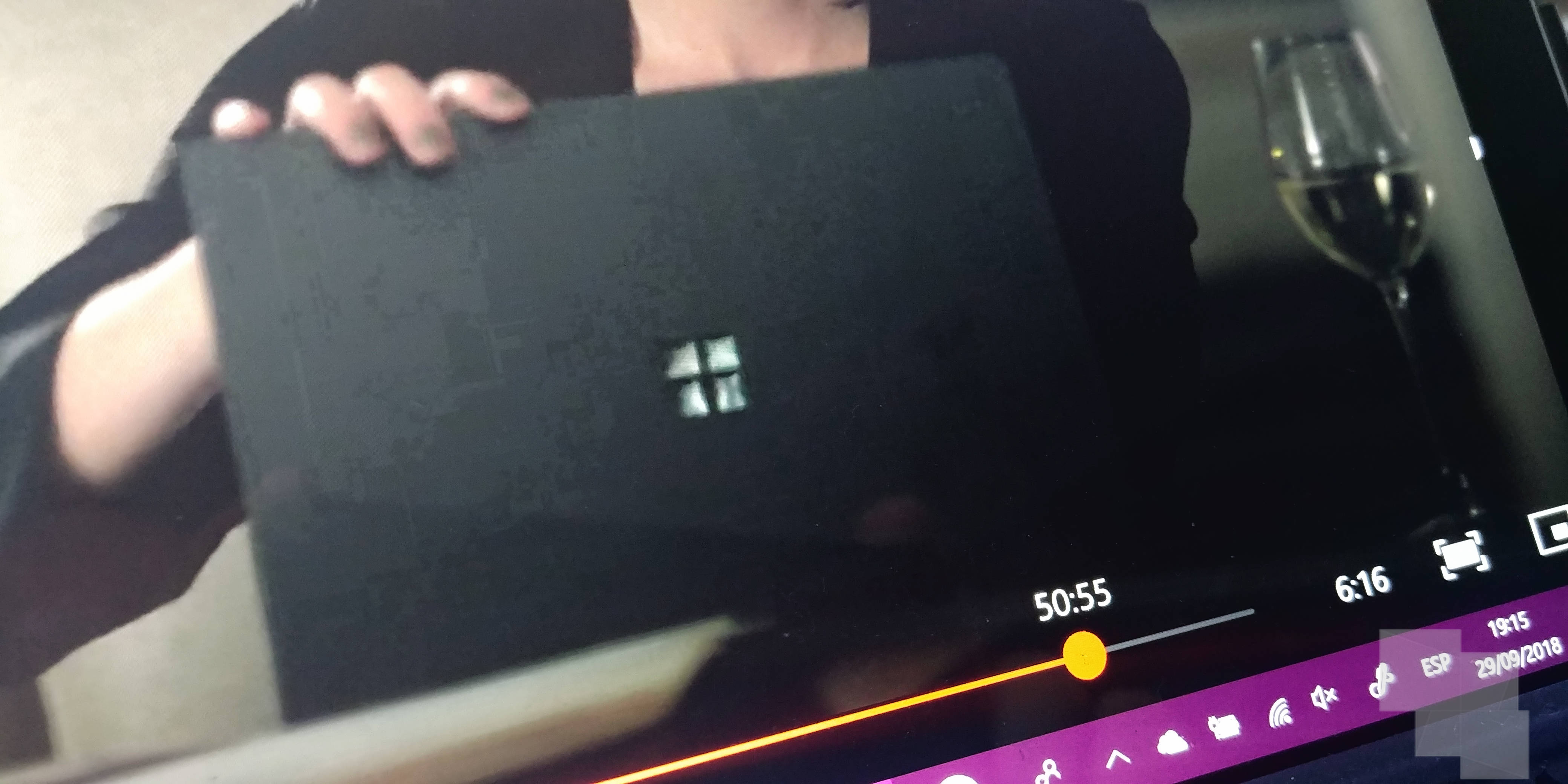 laptop negro