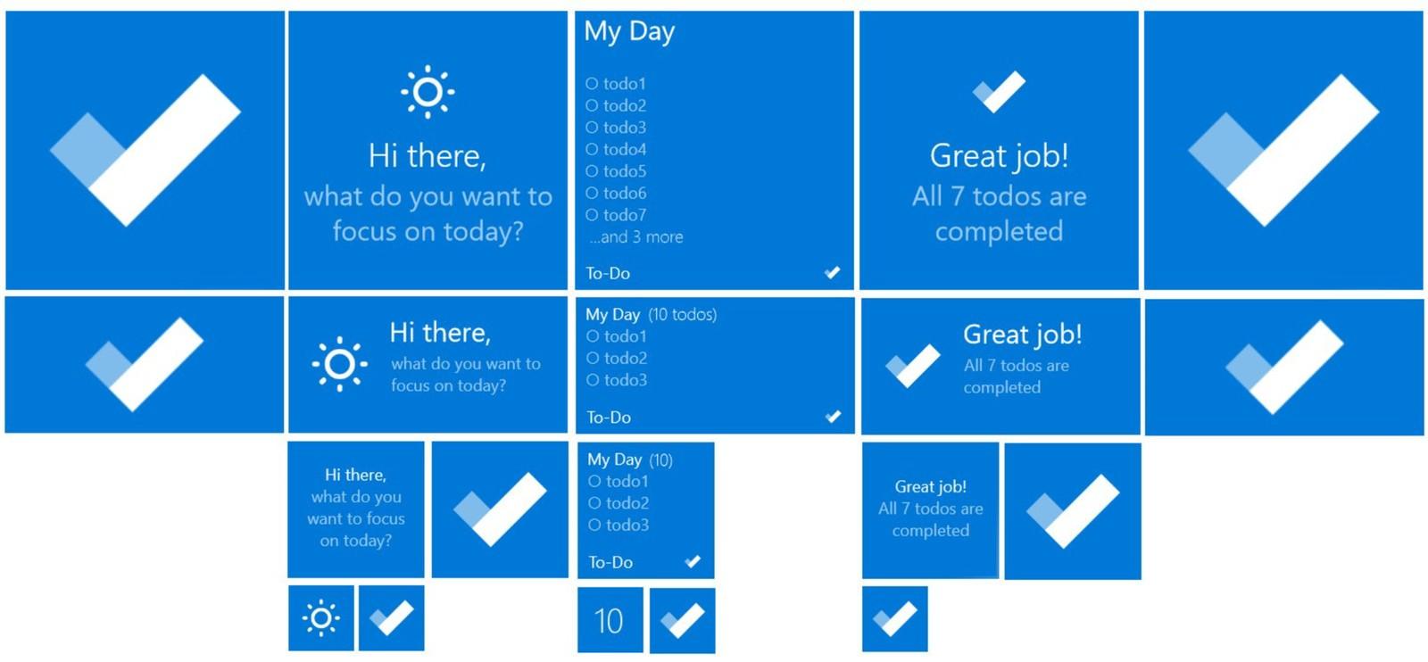Microsoft To-Do se actualiza en Windows 10 con novedades para los Insider