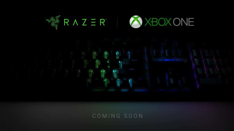 razer Designed for Xbox
