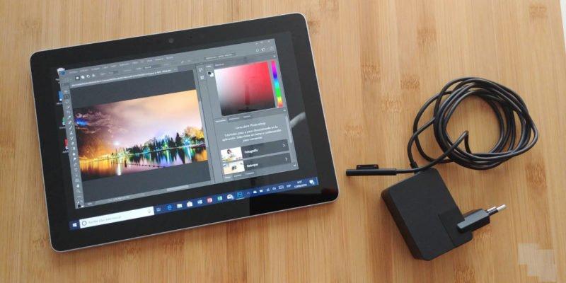 Surface Go, cargador Surface Connect