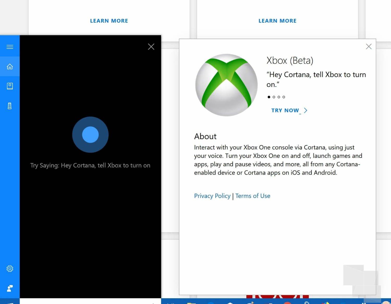 Los Insiders de Xbox ya pueden usar dispositivos con Cortana y Alexa para controlar su consola
