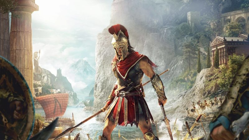Assassin's Creed Odyssey y Forza Horizon 4 & Motorsport 7 entre las Deals with Gold