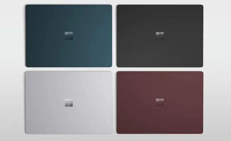 Varios modelos Surface reciben una actualización de Firmware