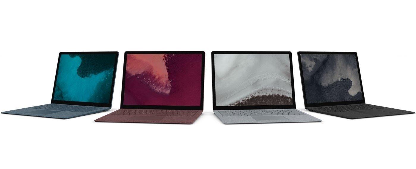 Surface Laptop 2, la renovación del portátil de Microsoft
