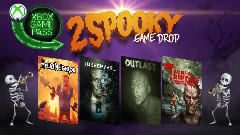 Nuevos títulos Xbox Games Pass: Dead Island: Riptide DE, Outlast y más
