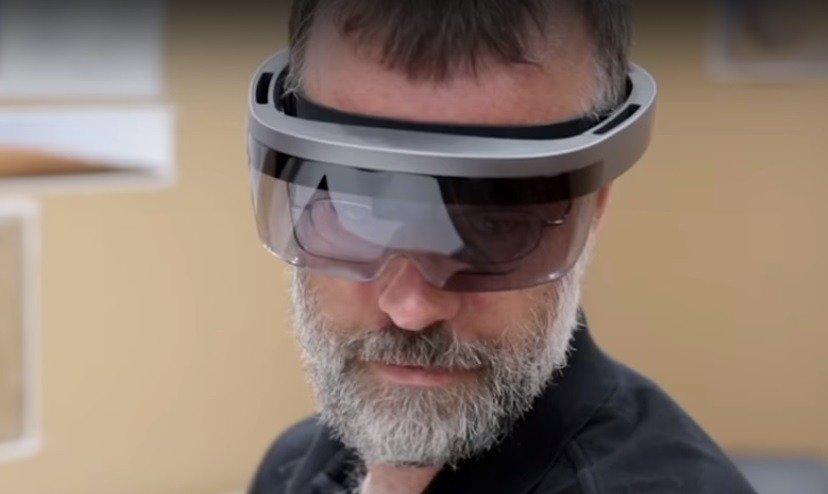 Las nuevas HoloLens podrían haber sido filtradas por la NASA