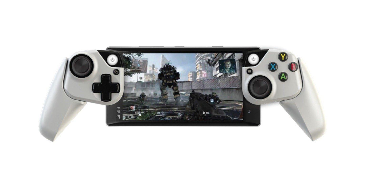 Microsoft deja ver un prototipo de mando Xbox para móviles y tablets