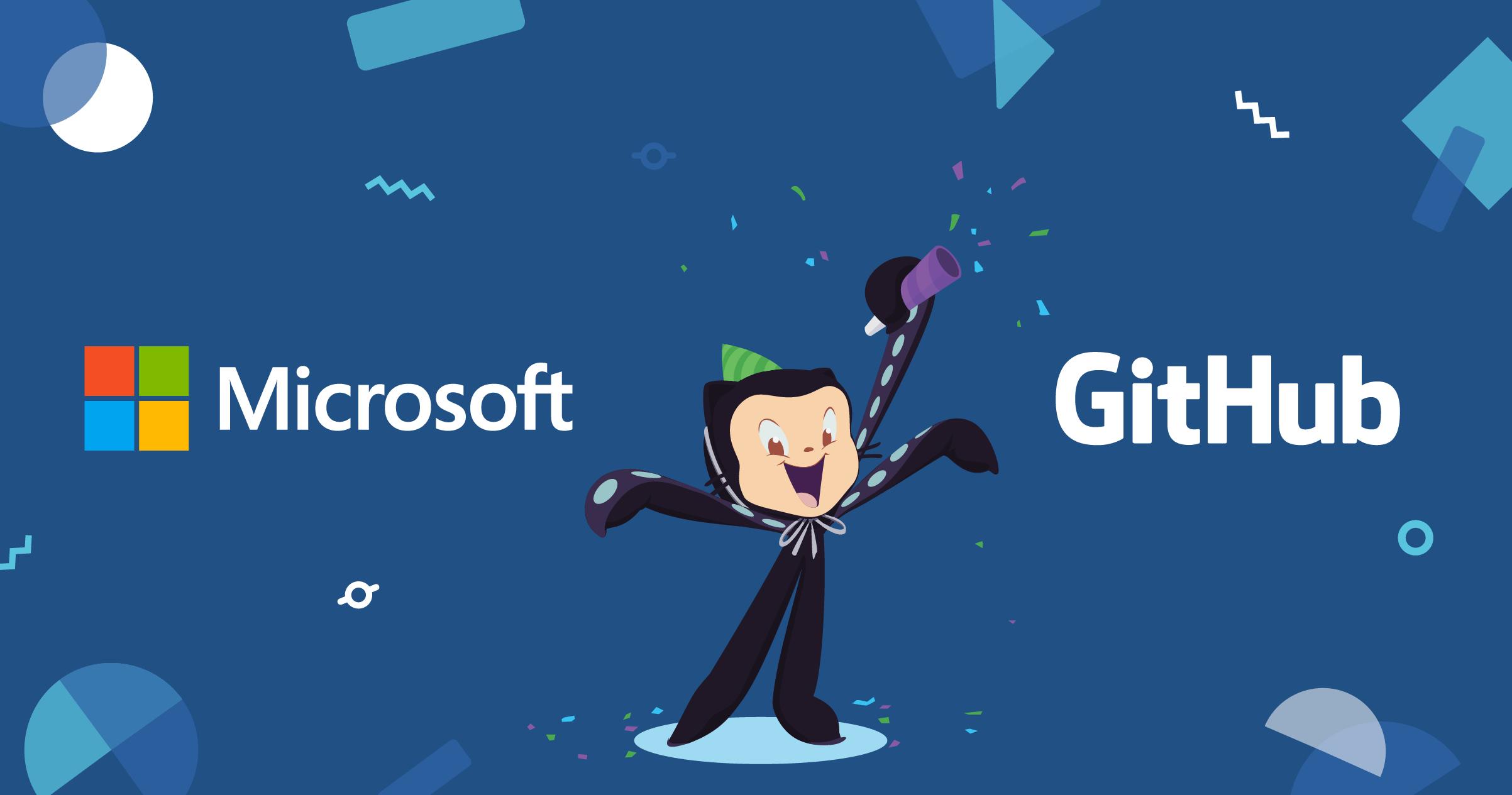 Se culmina la compra de GitHub por Microsoft