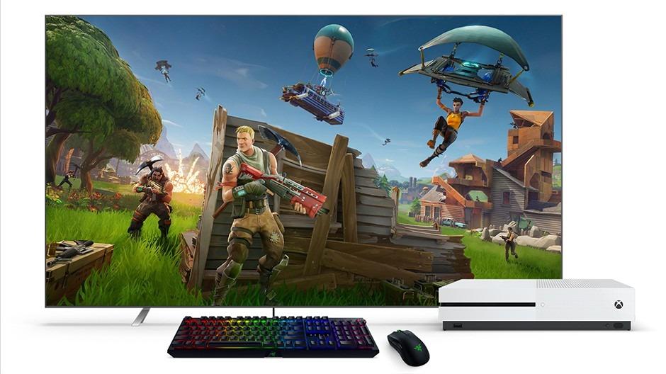 La actualización de Noviembre de Xbox se lanza hoy con soporte para teclado y ratón