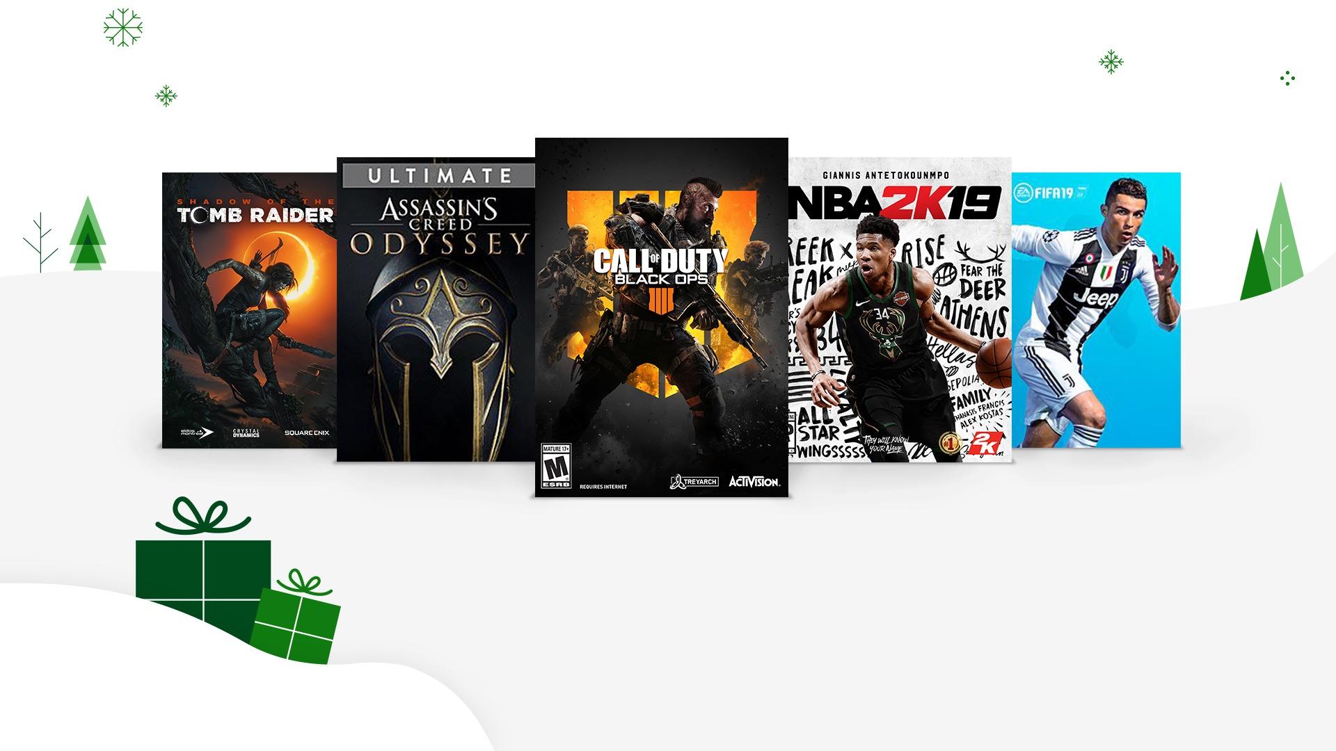 El Black Friday de Xbox ya está aquí