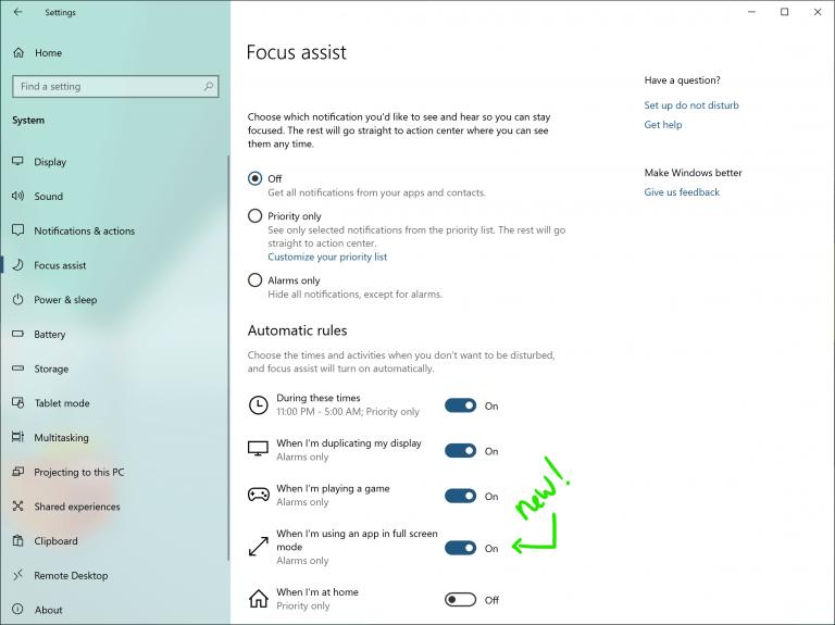 Build 18277 (19H1) en el anillo rápido, llega con interesantes mejoras
