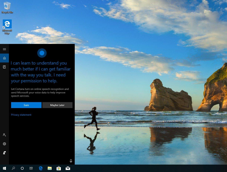 La búsqueda y Cortana se separarán en Windows 10 19H1