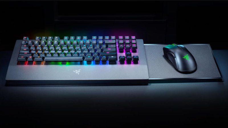 Razer teclado y ratón Xbox