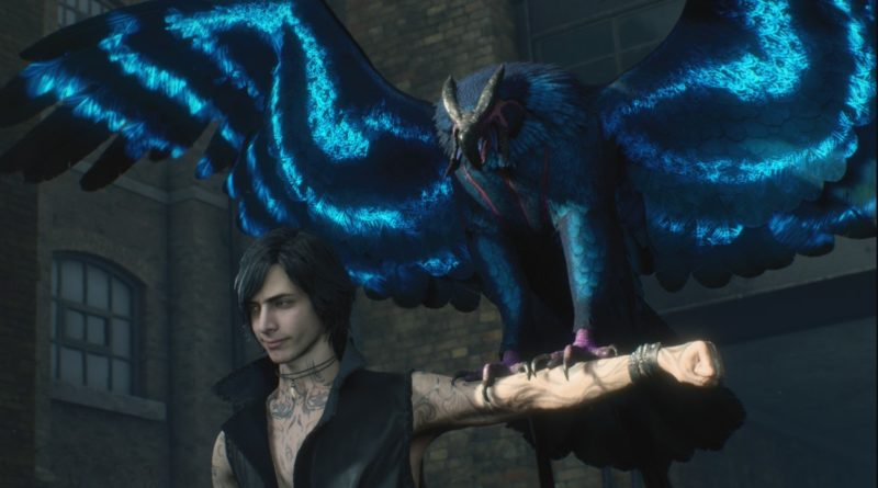 Devil may Cry 5 - V