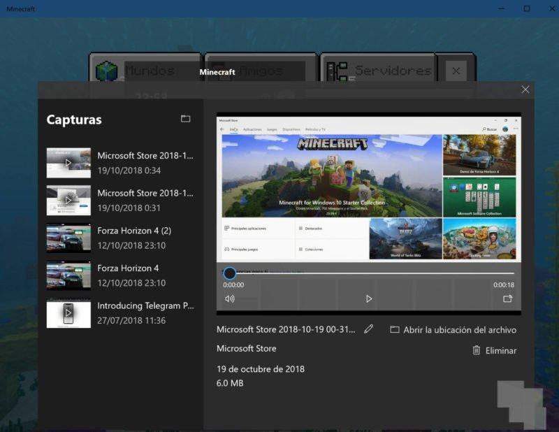 La barra de juegos se actualiza con novedades
